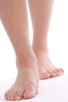 Drop foot strengthening exercises.