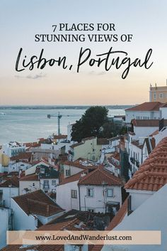 Lisbon is growing in popularity. Web Summit is two weeks away and Lonely Planet just listed the city in their Best In Travel 2017 list.