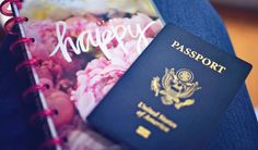 Happy to Be Back   Greece, Study Abroad, Passport, Planner, Travel