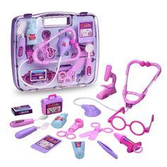Buy Fashion Children Educational Toys Kit Doctor Nurse Medical Kit Pretend Play Set Toy For Kids at Walmart.com