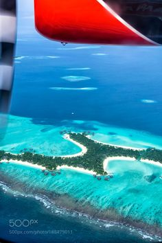 Popular on 500px : Maldives from Above by EmyD