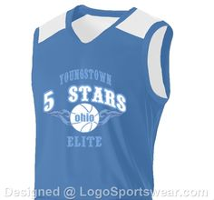d0c9060d2 LogoSportswear.com Saved Design - Custom Adult Reversible Nuclear Jersey  (12353360) Custom Basketball