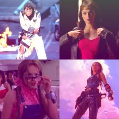 Call the 5-4-1 (Top Five Pink Rangers (At This Time)  #5. Jennifer...)