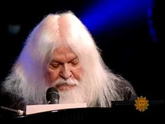 LEON RUSSELL and ELTON JOHN on CBS Sunday Morning...a very touching story.