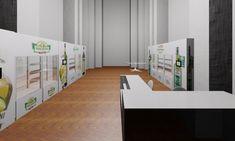 #stand #3d #3ddesign #prodottitipici #olio #oil #vino #wine 3d Design, 3 D, Desktop, Palette, Wine, Furniture, Home Decor, Decoration Home, Room Decor