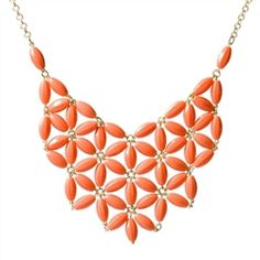 Cute Necklace! I think this would be cute with a denim button up.