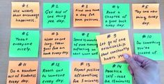 New habits don't simply develop overnight. However, with a little willpower and a commitment to making small, positive and manageable changes each day, you can make significant shifts in your happiness and well-being. Try undertaking these 14 challenges over the next two weeks to experience 14 days of growth that will help you vibrate on [...]