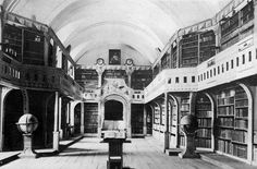 """""""The Batthyáneum Library of Gyulafehérvár (Alba Iulia, Romania) is one of the most important historic libraries in Transylvania. It was founded in 1798"""""""