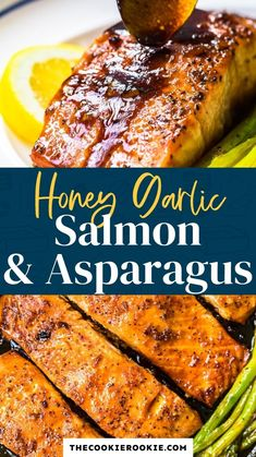 Fish Dinner, Seafood Dinner, Garlic Salmon, Honey Baked Salmon, Balsamic Salmon, Ginger Salmon, Asian Salmon, Teriyaki Salmon, Teriyaki Sauce