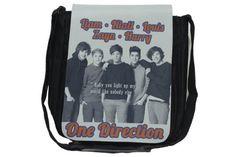 One Direction Canvas Shoulder Bag 9