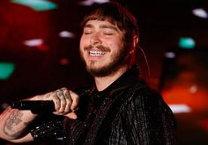 WATCH Post Malone's Failed Stage Dive