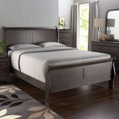 Fabulous sears bedroom furniture canada GreenVirals Style - Is your house feeling a little dated? Bedroom Decor, Bed Ensemble, Canada Shopping, Sleigh Beds, Headboards For Beds, Queen Beds, Online Furniture, Mattress