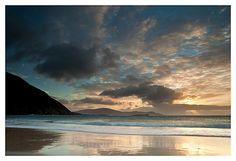 Sunrise Keem strand Achill - 2012