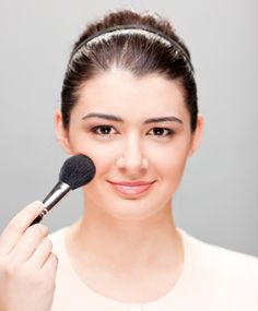 I had no idea that lds.org had a section on dress, hairstyle, and makeup tips for sister missionaries. A brief guide to natural-looking and simple makeup.