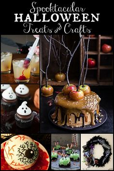 Spooktacular Halloween Treats & Crafts