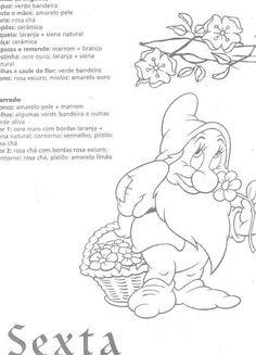 Art'sanália: Riscos p / panos de prato e Cozinha em Geral