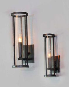 Design DEL Extérieur Mur Luminaire en acier inoxydable porche motricité Détecteur terrasses lampe