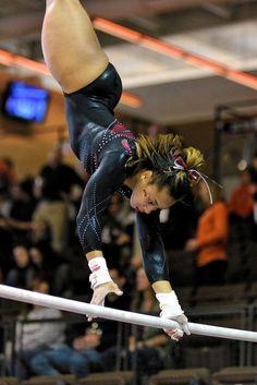 DU Gymnastics at Bowling Green 2016 Meet | Gymnastics Photos | Portfolio | Brittany Evans Photography - Brittany Evans Photography