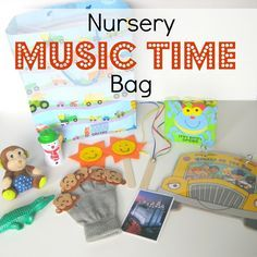Your Crafty Friend: Nursery Music Time Bag Primary Songs, Primary Singing Time, Lds Primary, Primary Lessons, Bible Lessons, Primary School, Nursery Activities, Primary Activities, Church Activities