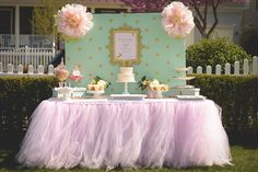 baby shower pink and teal - Google Search
