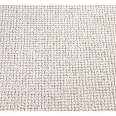 Manx Natural Shades Plain London Stone 50% Wool 50% Polypropylene Beige Loop Carpet - Manx from All Floors UK