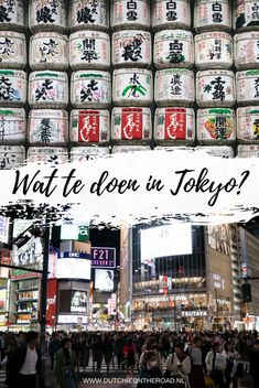 Wat te doen in Tokyo Japan Travel Tips, Asia Travel, The Road, Osaka, Life Goals, All Over The World, Kyoto, Travel Inspiration, How To Memorize Things