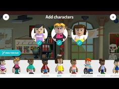 Toontastic by Google: make a 3D video cartoon in minutes - YouTube