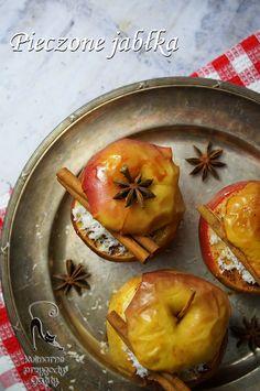 Pieczone-jablka Food, Essen, Meals, Yemek, Eten