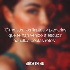 Dime vos los llantos y plegarias que te han venido a escupir aquellos poetas rotos Eliécer Brenno  Foto: @elsabluevelvet / @marasaiz.photo http://ift.tt/2mzH8YN  La Causa http://ift.tt/2ggOU9J  #poetas #quotes #writers #escritores #EliecerBrenno #reading #textos #instafrases #instaquotes #panama #poemas #poesias #pensamientos #autores #argentina #frases #frasedeldia #lectura #letrasdeautores #chile #versos #barcelona #madrid #mexico #microcuentos #nochedepoemas #megustaleer #accionpoetica…