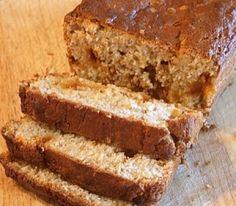Apple- Butterscotch Bread | Recipe Girl