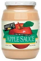 Apple Sauce is one of my favourite condiments