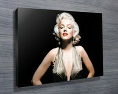Monroe pop art – black from $26.00. This artwork depicting Marilyn Monroe is available as a stretched canvas with black background. As with all art on this site, we offer these prints as stretched canvas prints, framed print, rolled or paper print or wall stickers / decals. http://www.canvasprintsaustralia.net.au/  #Stretchedcanvasprints #Canvasphotos