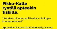 Vitsit: Nainen tuli kylään - Kohokohta.com Tuli, Anna