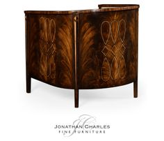 Love this chair from Jonathan Charles! #vintage #antique #furniture