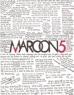 189 Best Maroon 5 Images Maroon 5 Maroon Maroon 5 Lyrics