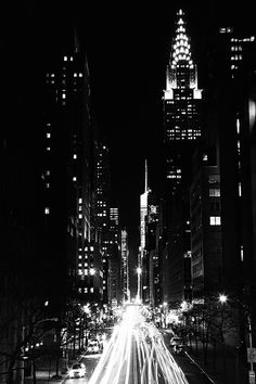 photographyofdavidhanjani:  Midnight Manhattan. Photos & Gif...