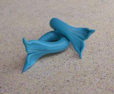 Littler Mermaid Gauges by TheCreatorsCreations on Etsy, $26.00