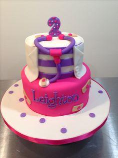 Doc McStuffins Birthday Cake!