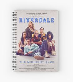 Riverdale Book, Riverdale Merch, Riverdale Archie, Midnight Club, Riverdale Fashion, Riverdale Characters, Cole Sprouse, Archie Comics, School Supplies