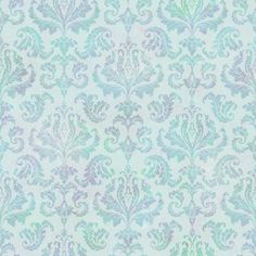 Totally For Kids, Tie Dye Damask TOT47141 by Brewster Wallcoverings