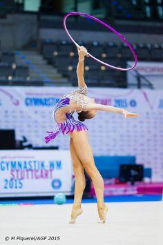 Marina Durunda (Azerbaijan), World Championships 2015