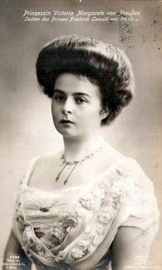 Prinzessin Viktoria Margarete von Preussen, Princess of Prussia