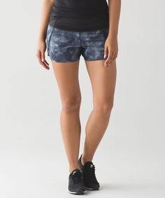 Any time is run time with these technical shorts designed for long leggers.