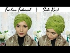 Hijab Tutorial Style 9 by HijUp.com ​​​| Beautiful Woman - YouTube