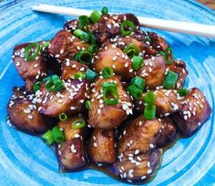 Read our delicious recipe for Honey Sesame Chicken, a recipe from The Healthy Mummy, which will help you lose weight with lots of healthy recipes.