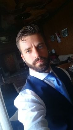 suitedmen - Posts tagged men at play Hairy Men, Bearded Men, Sexy Military Men, Formal Men Outfit, Formal Suits, My Handsome Man, Designer Suits For Men, Beard Styles For Men, Business Outfit