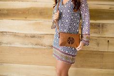 Monogrammed Crossbody Bag by OysterBayEmbroidery on Etsy