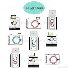 Camera Clip Art | printable clip art camera | Graphics