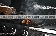 memorial day bbq songs