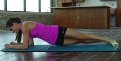 12 Planks That Target Every Trouble Spot